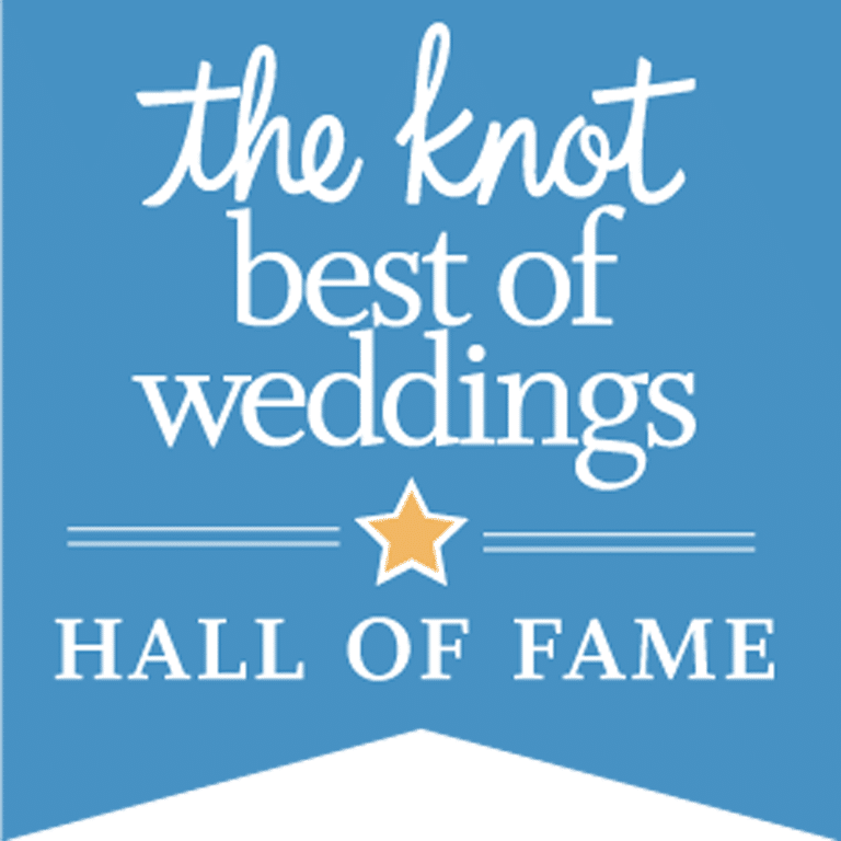 the knot best of weddings hall of fame long